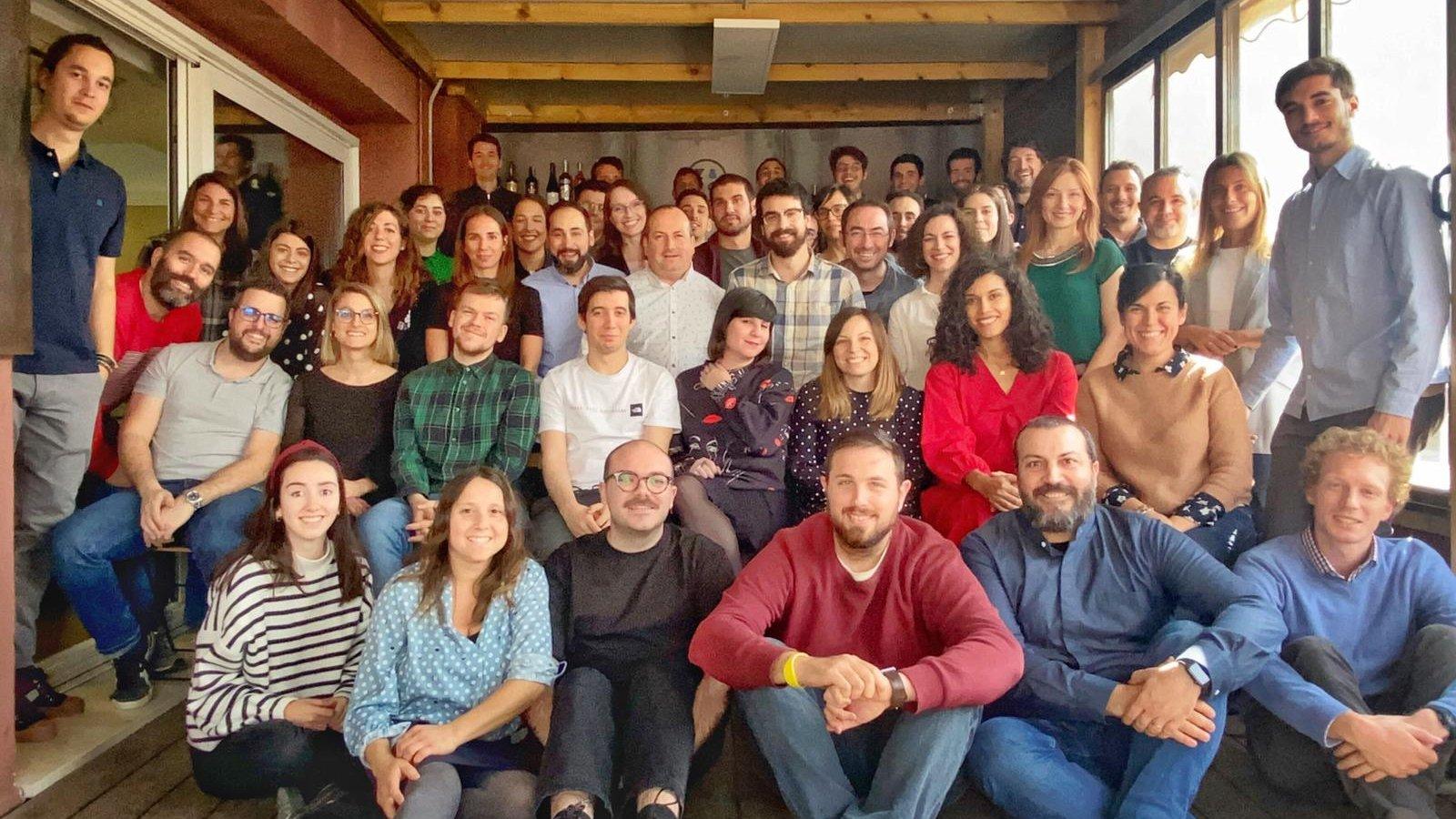 El equipo de Drinks&Co Barcelona. 2020