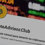 El making of de CryptoAdvisor.Club