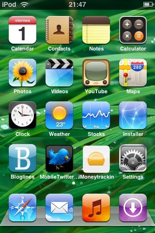 iPod Touch de obokaman